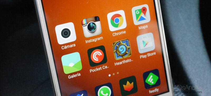 Pantalla del Xiaomi Redmi 3