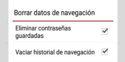 Borrar Historial Android Destacada