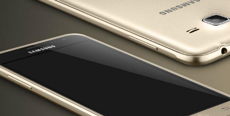 Samsung Galaxy J3 2016 Frontal Y Trasera