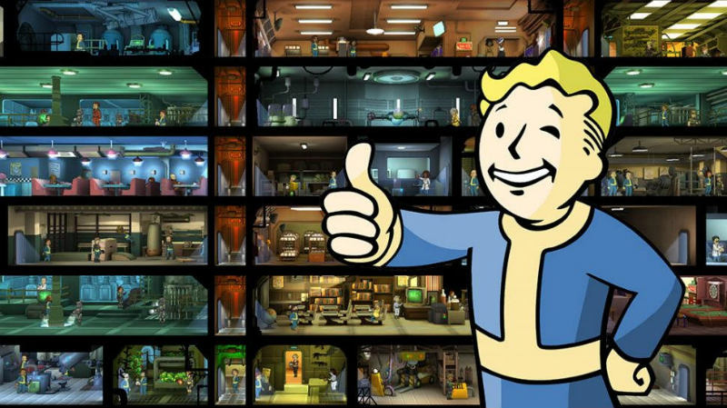 Juegos de Estrategia Para Android Fallout Shelter