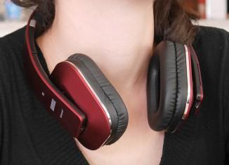 Auriculares August EP650R Bluetooth con NFC