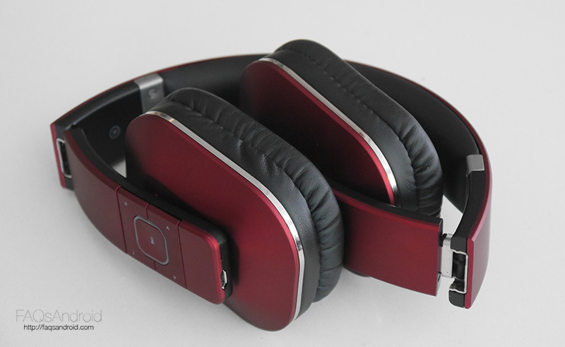 Auriculares August EP650R Bluetooth con NFC