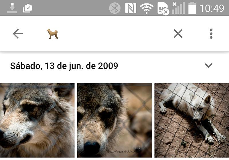 Google Fotos ya deja hacer copias de seguridad manuales y de ediciones