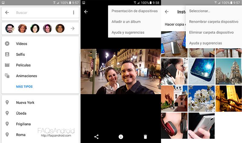Google Fotos ya permite editar vídeos auto generados