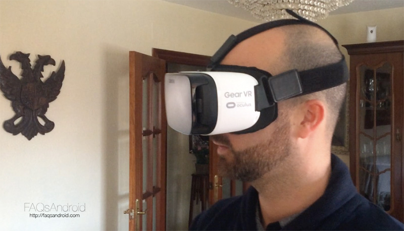Samsung Galaxy Gear VR: analizamos las gafas de realidad virtual