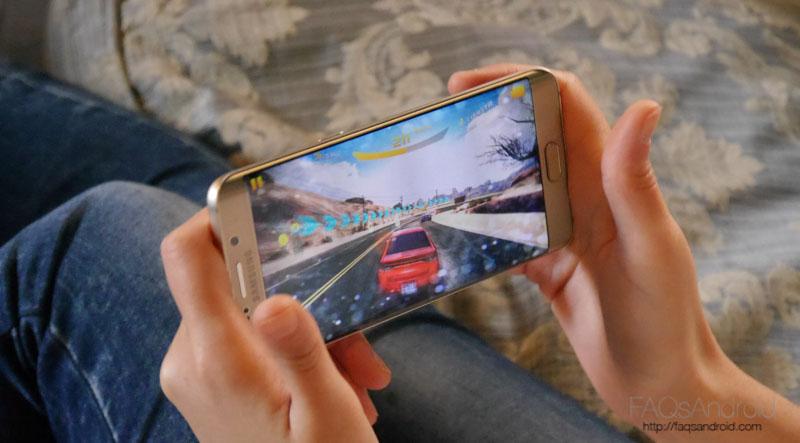 Potencia y prestaciones del Samsung Galaxy S6 Edge Plus