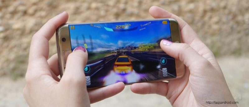 Potencia y prestaciones del Samsung Galaxy S7 Edge