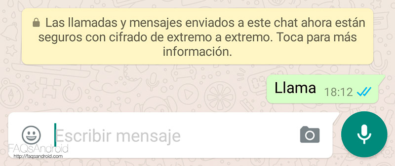 Whatsapp-seguro
