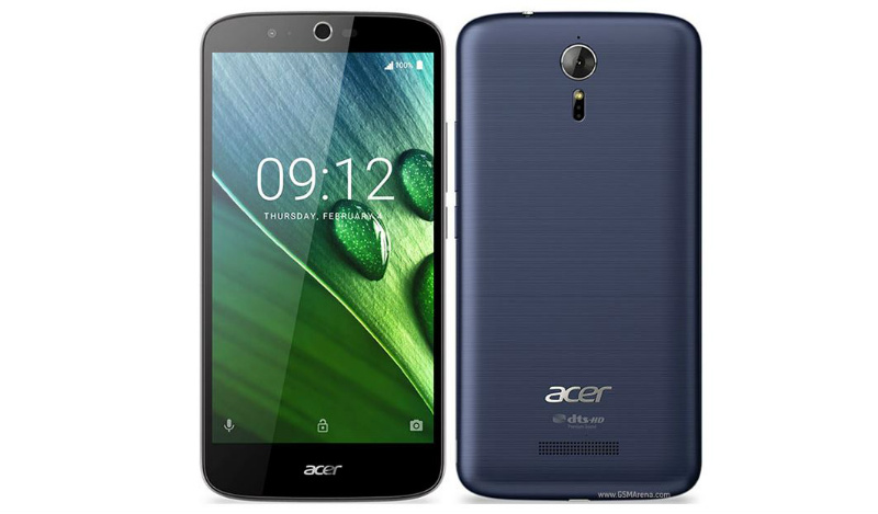 Acer Liquid Zest Plus Azul