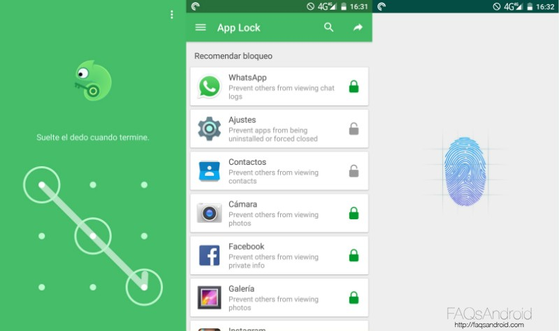 Bloquear Aplicaciones en Android LOCX