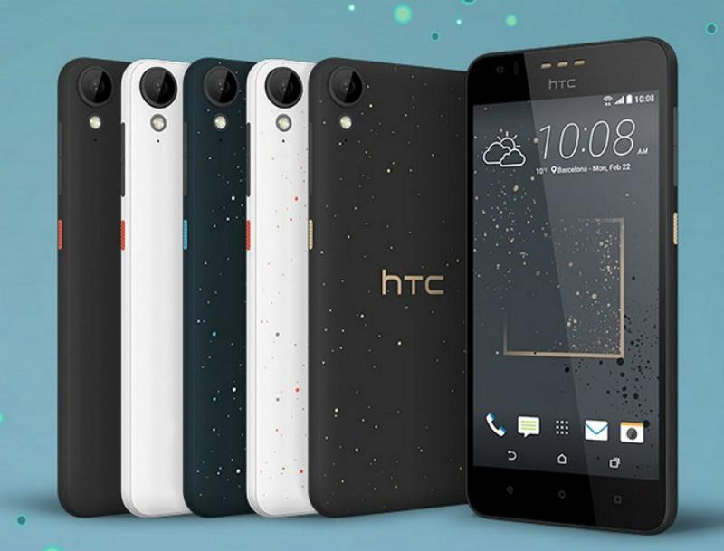HTC Desire 530 Varios