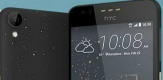 HTC Desire 530 Detacada