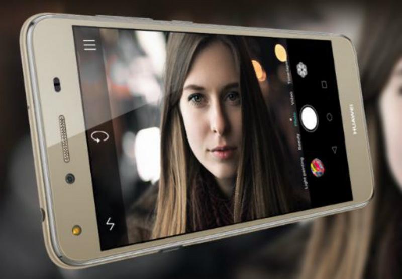 Huawei Y3 II y Huawei Y5 II Pantalla