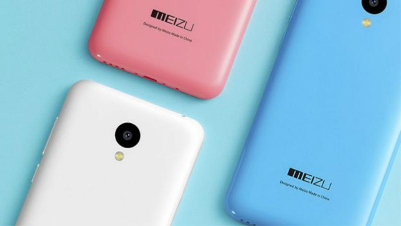 Meizu M3 Colores
