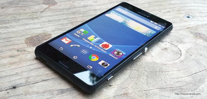 Cómo actualizar tu Sony Xperia a Android Marshmallow u otra versión