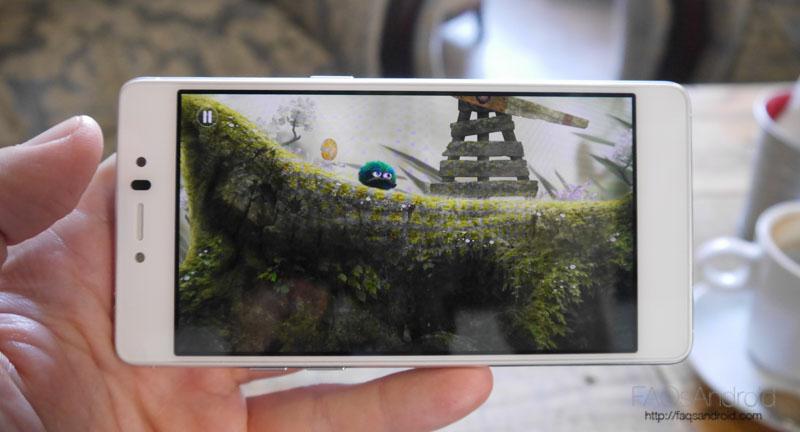 Potencia y prestaciones del Energy Phone Pro 4G Pearl
