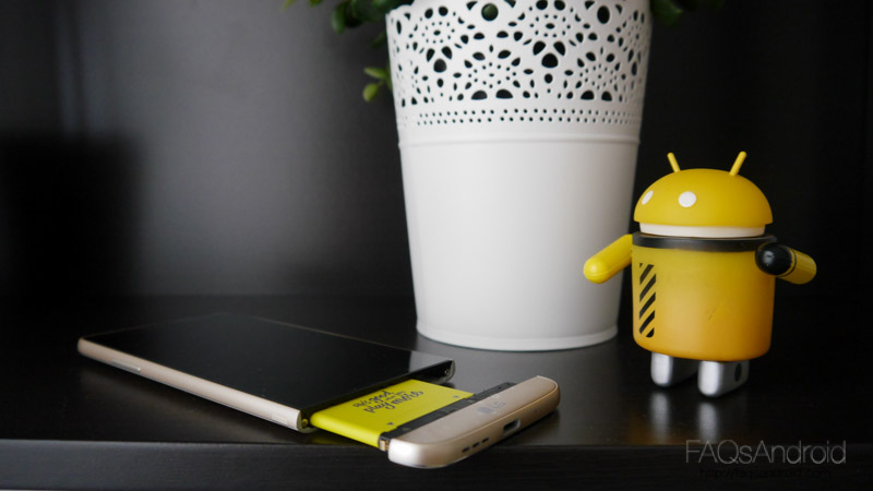 Opiniones LG G5: materiales, cámara, batería...