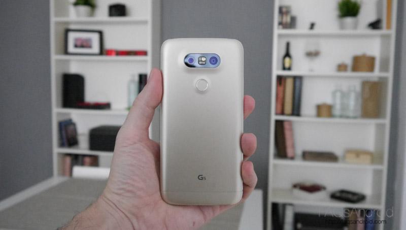 Cámara del LG G5
