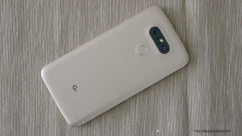 LG G5: análisis del primer móvil android modular