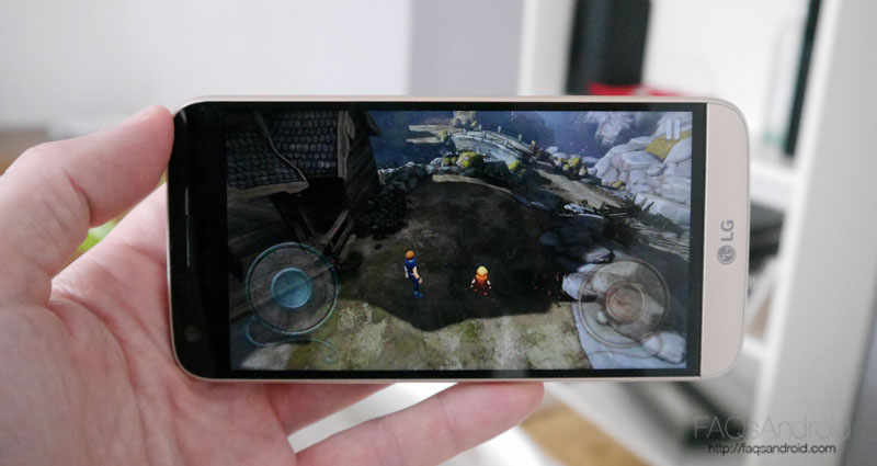 Potencia y prestaciones del LG G5