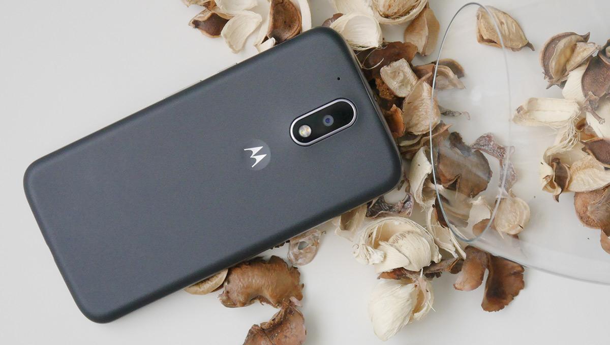 Motorola Moto G4 by Lenovo