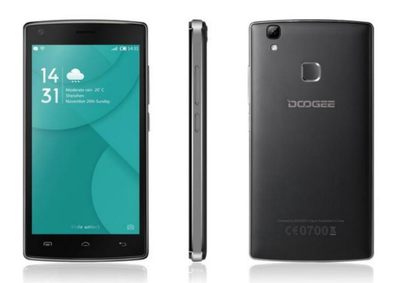 Doogee X5 Max Negro