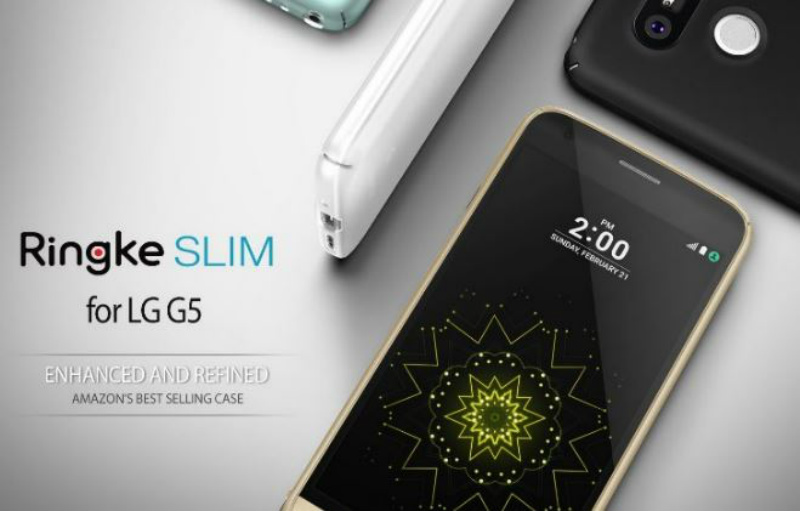 Funda LG G5 Ultrafina