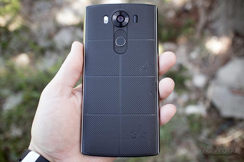 Análisis del LG V10 con review en vídeo HD