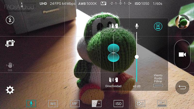 Análisis del LG V10 con video review en español