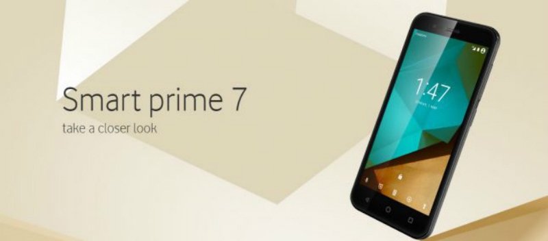 Vodafone Smart Prime 7 Cartel