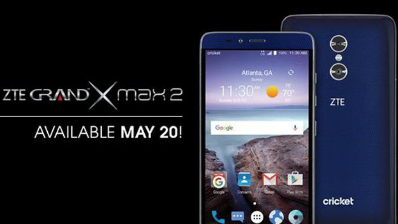ZTE Grand X Max 2