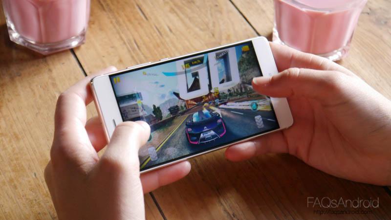 Potencia y prestaciones del Huawei P9