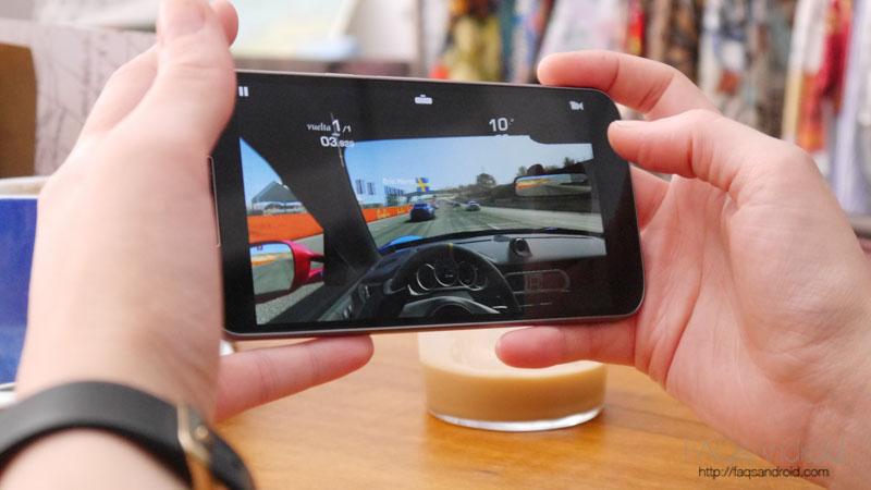 Potencia y prestaciones del Moto G4