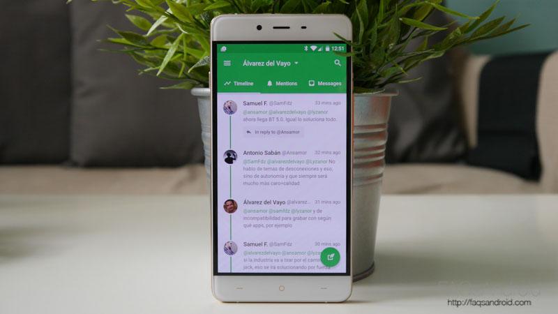 OnePlus X: análisis en español