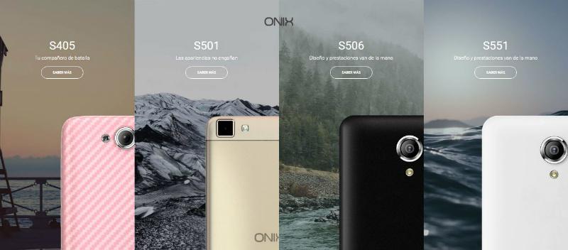 Onix Modelos
