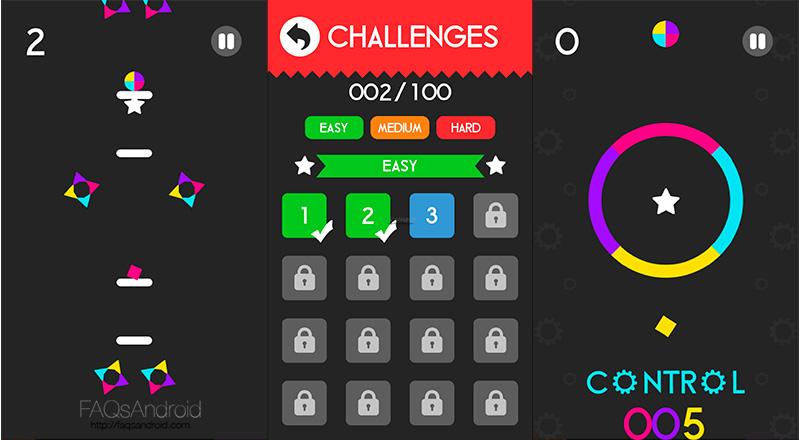 Color Switch: colores y adicción en este juego gratuito