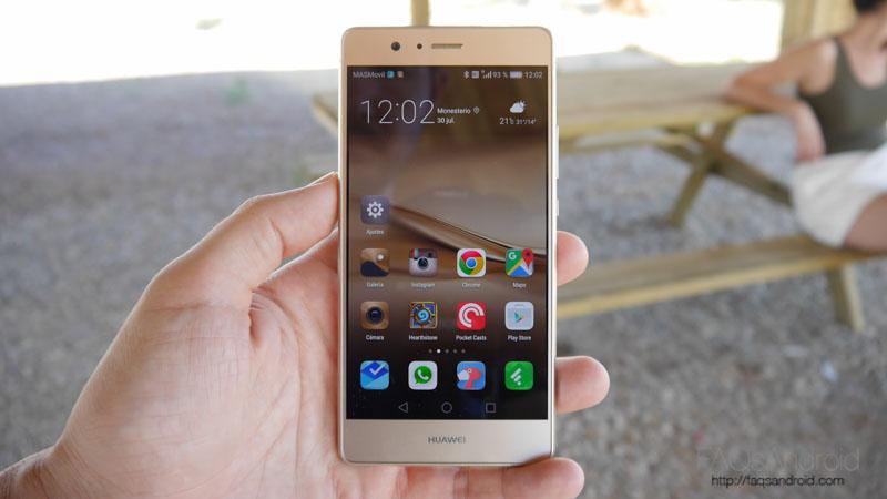 Interfaz y apps: Huawei sigue siendo Huawei