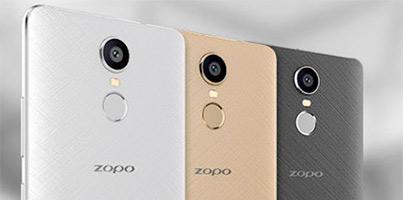 Zopo Color F5, Zopo Color F2 y Zopo Color C3