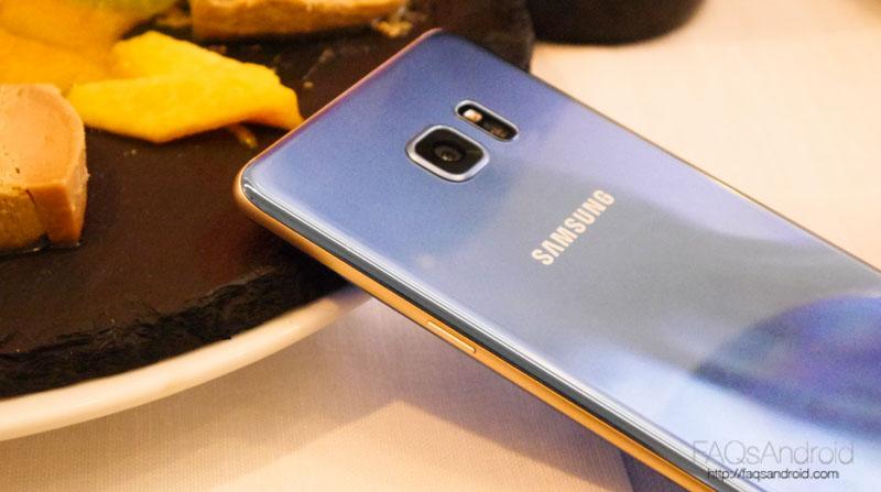 Opinión y conclusiones del Samsung Galaxy Note 7