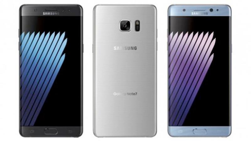 Precios Samsung Galaxy Note 7 con Vodafone