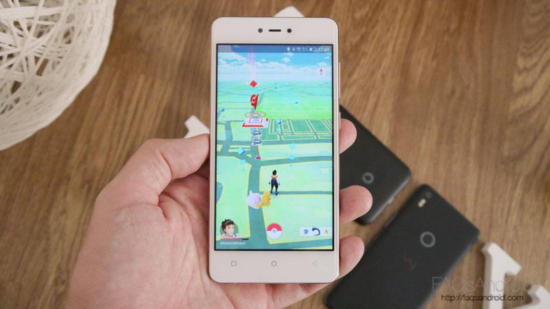 Weimei Force, análisis de un nuevo móvil android de marca española