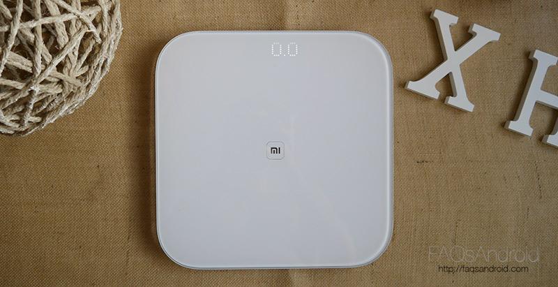 Xiaomi Mi Scale: análisis de la báscula inteligente de Xiaomi