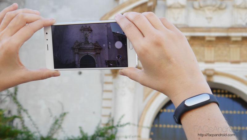 Cámara: una cámara doble curiosa pero no especialmente útil