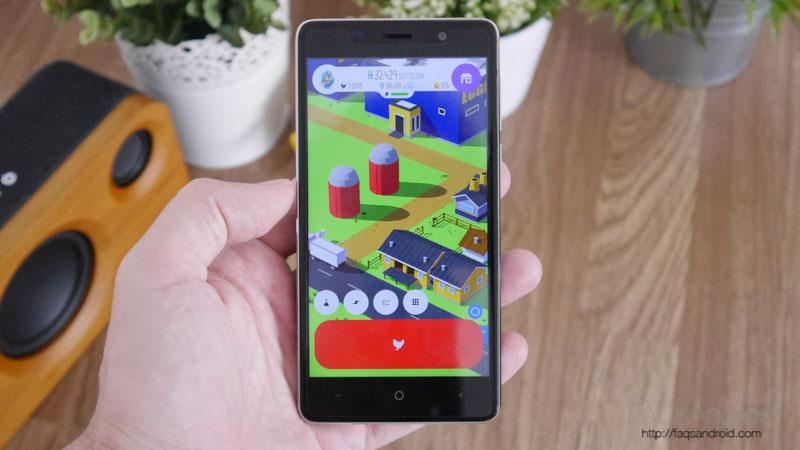 Leagoo M5: review en español de un móvil barato y resistente