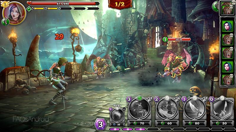 Oz: Broken Kingdom, la versión oscura del Mago de Oz, se puede descargar en Android