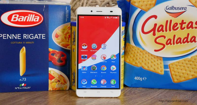 Análisis Pepsi Phone P1, el móvil de la empresa de refrescos