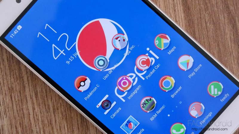 Interfaz y apps: Pepsi aprieta mucho