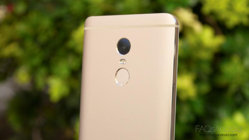 Xiaomi Redmi Note 4: análisis y review en español