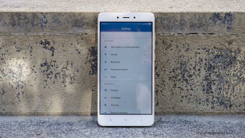 Interfaz y apps: MIUI 8 con sus pros y contras