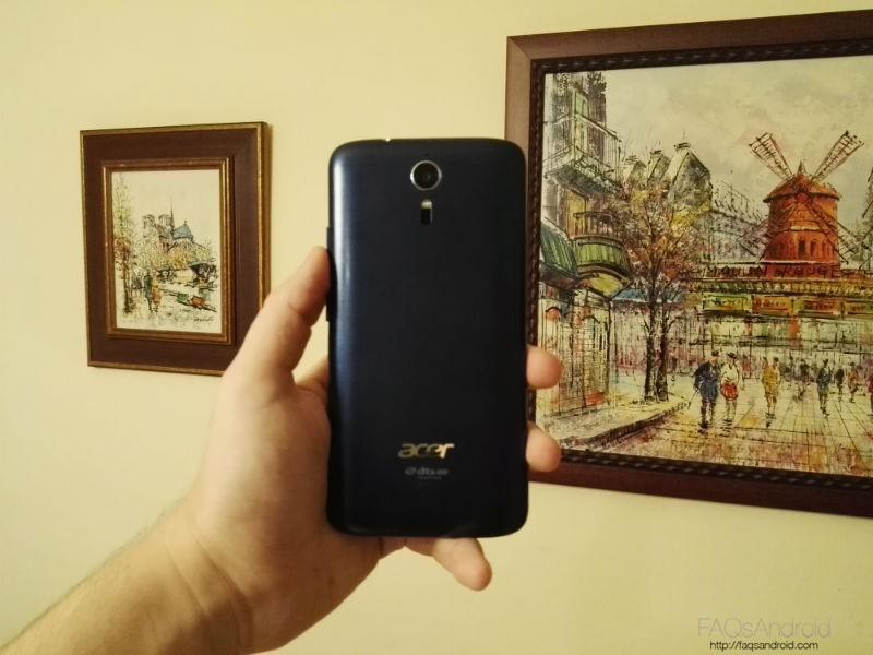Análisis del Acer Liquid Zest Plus